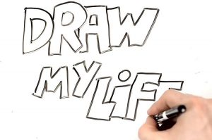 project 1 draw my life english is fun